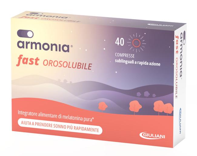 ARMONIA ORO 1 MG 40 COMPRESSE - Farmamille