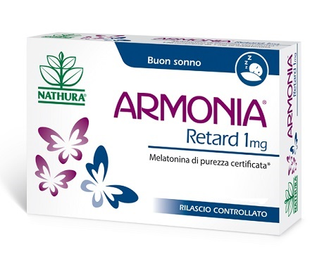 ARMONIA RETARD 1MG 120 COMPRESSE - Farmamille