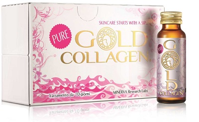 GOLD COLLAGEN PURE 10 FLACONI 50 ML - Farmacia 33