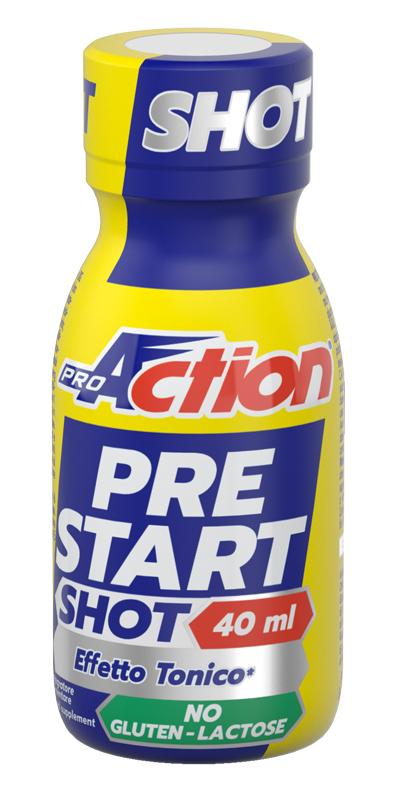 ProAction Pre Start shot Energetico 40ml  - La tua farmacia online