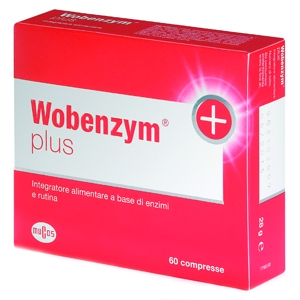 WOBENZYM+ PLUS 60 COMPRESSE - Farmawing