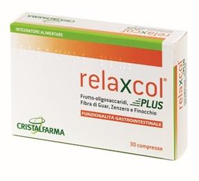 RELAXCOL PLUS 30 COMPRESSE - Farmacento