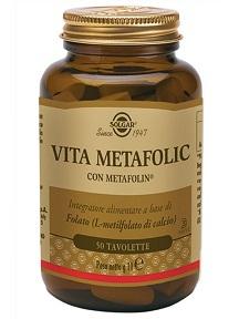 VITA METAFOLIC 50 TAVOLETTE - Farmacia 33