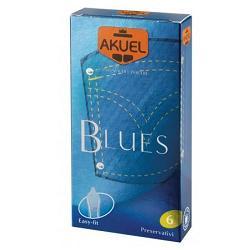 PROFILATTICO ANSELL BY MANIX BLUES B 6 PEZZI - Farmacento