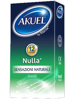PROFILATTICO ANSELL AKUEL BY MANIX NULLA B 6 PEZZI - Farmaciasconti.it