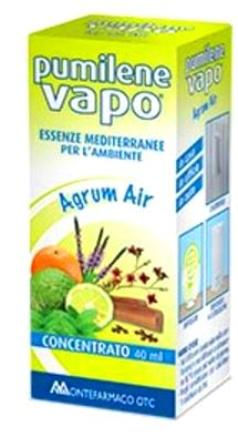 PUMILENE VAPO AGRUMI AIR CONCENTRATO 40 ML - Farmacento