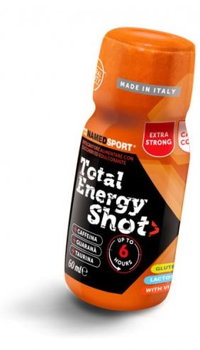 TOTAL ENERGY SHOT ORANGE 60 ML - Parafarmaciabenessere.it