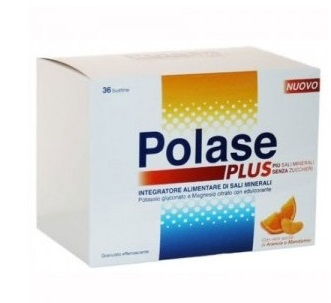 POLASE PLUS 36 BUSTE - Antica Farmacia Del Lago