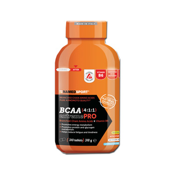 BCAA 4:1:1 EXTREME PRO 310 COMPRESSE - farma-store.it