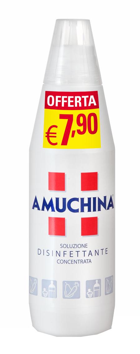 AMUCHINA 100% CONCENTRATA 1 LITRO PROMO - Farmacia 33