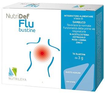 NUTRIDEF FLU 14 BUSTINE - Farmacia 33