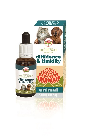 DIFFIDENCE & TIMIDITY 30 ML - Farmacento