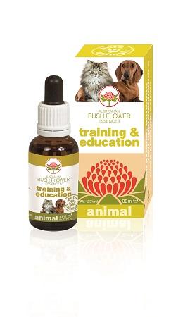 AUSTRALIAN BUSH FLOWER ANIMALI TRAINING & EDUCATION 30 ML - Farmastar.it