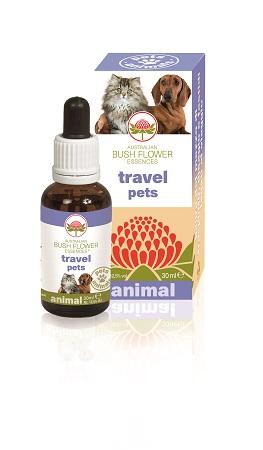 AUSTRALIAN BUSH FLOWER ANIMALI TRAVEL PETS 30 ML - Farmastar.it
