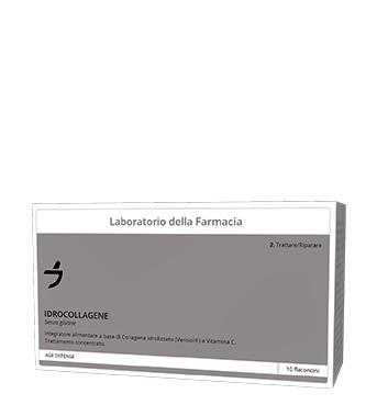 LABORATORIO DELLA FARMACIA IDROCOLLAGENE 10 FLACONCINI - Zfarmacia