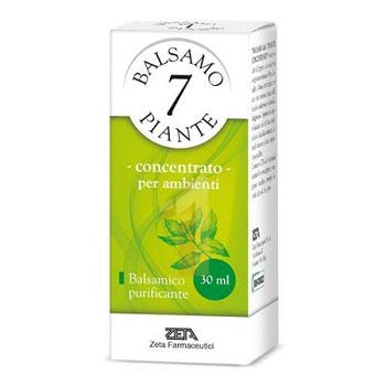 BALS 7P.TE BALSAMICO PURIFICANTE SOLUZIONE CONCENTRATA PER AMBIENTI 30 ML - FARMAEMPORIO