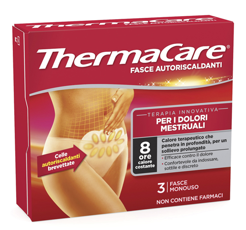 Thermacare Menstrual 3 Pezzi - Farmalilla