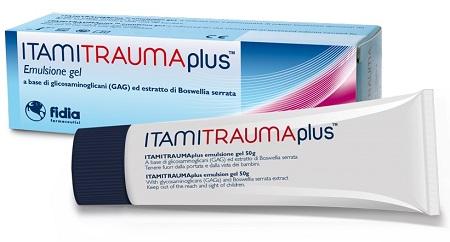 ITAMITRAUMAPLUS EMULSIONE GEL 50G - Farmaciasconti.it