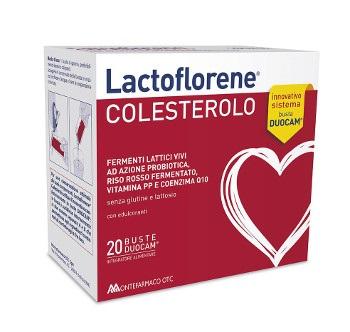 LACTOFLORENE COLESTEROLO - Farmacia 33
