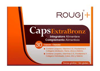 ROUGJ CAPSULE INTEGRATORE SOLARE 30 CAPSULE - FARMAEMPORIO