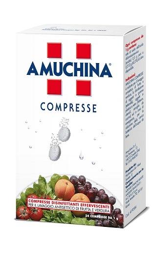 AMUCHINA COMPRESSE 1 G 24 PEZZI - Farmastar.it