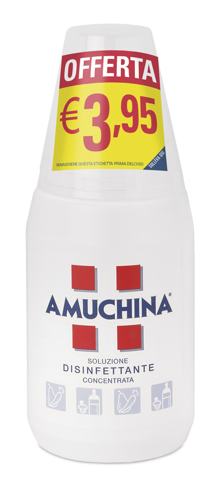 AMUCHINA 100% 250 ML PROMO - FARMAEMPORIO