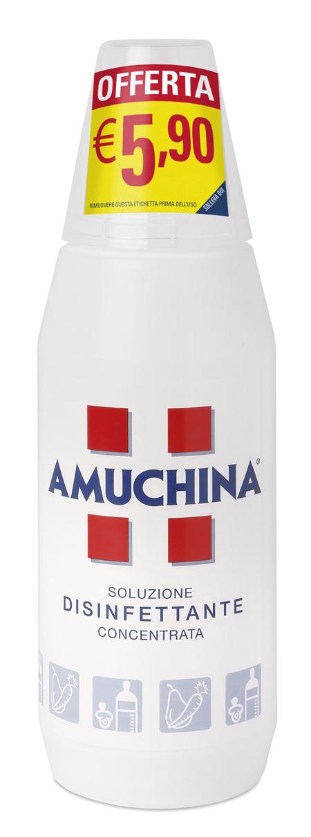 AMUCHINA 100% 500 ML PROMO - Farmastar.it