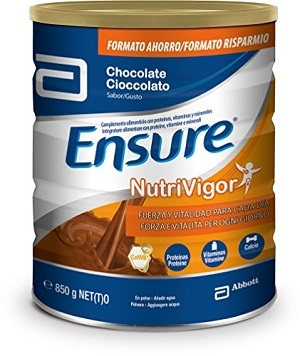 ENSURE NUTRIVIGOR CIOCCOLATO 850 G - La tua farmacia online