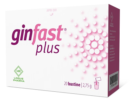 GINFAST PLUS 20 BUSTINE 2,75 G - Zfarmacia