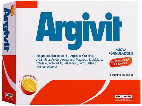 ARGIVIT SENZA GLUTINE 14 BUSTINE DA 11,2 G - Zfarmacia