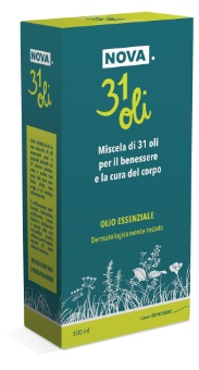 NOVA 31 OLI 100 ML - Farmacia 33