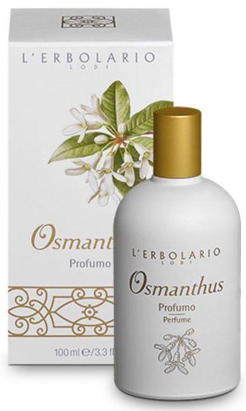 OSMANTHUS PROFUMO CON SCATOLA DORATA EDIZIONE LIMITATA 100 ML - Farmacento
