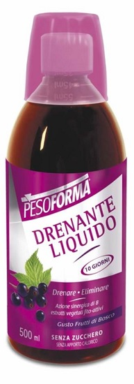 PESOFORMA DREN LIQUIDO 500 ML - Farmabravo.it