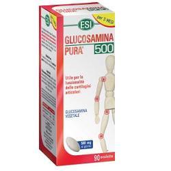 Esi Glucosamina Pura 500 Integratore Funzioni Articolari 90 Ovalette - La tua farmacia online