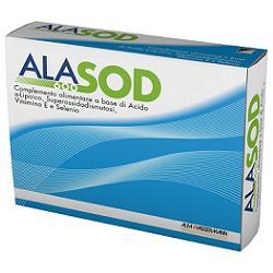 ALA600 SOD 20 COMPRESSE - Zfarmacia