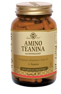 AMINO TEANINA 30 CAPSULE VEGETALI - La tua farmacia online