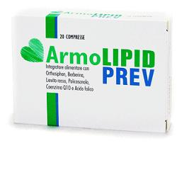 ARMOLIPID PREV 20 COMPRESSE - Parafarmaciabenessere.it