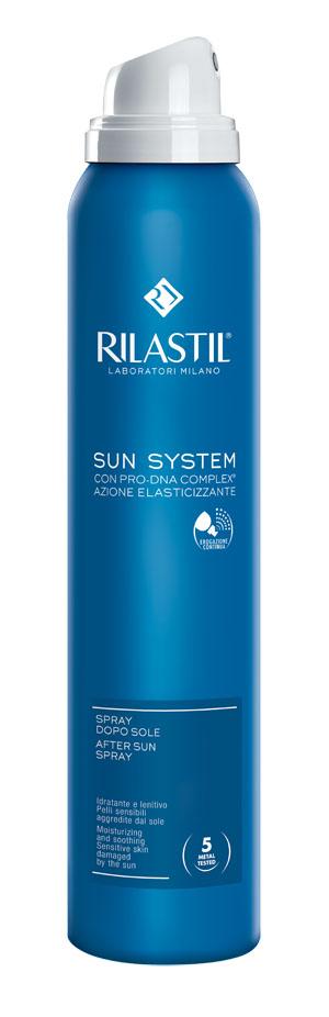 RILASTIL SUN SYSTEM SPRAY DOPOSOLE RINFORZANTE 200 ML - La tua farmacia online