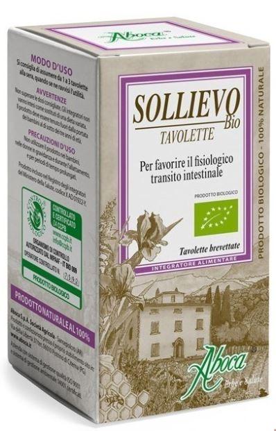 SOLLIEVO BIOLOGICO 90 TAVOLETTE - Farmacia 33