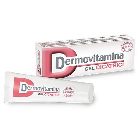 DERMOVITAMINA GEL CICATRICI 30ML 1 PEZZO - Farmacento