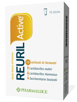 REURIL ACTIVE 10 STICK - Farmastar.it