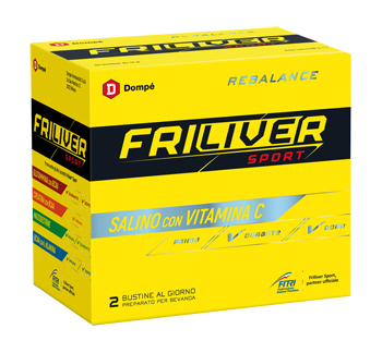 FRILIVER SPORT REBALANCE 24 BUSTINE 336 G - Farmastar.it