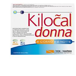 KILOCAL DONNA 40 COMPRESSE - Parafarmaciabenessere.it