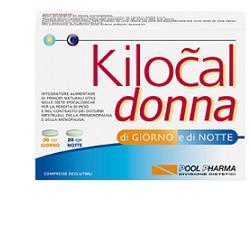 KILOCAL DONNA 40 COMPRESSE - La tua farmacia online