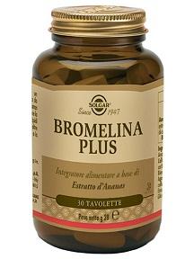 BROMELINA PLUS 30 TAVOLETTE - Farmacia 33