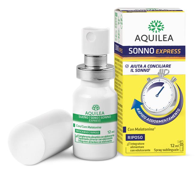 AQUILEA SONNO EXPRESS SPRAY 12 ML - Farmamille