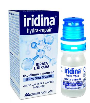 IRIDINA HYDRA REPAIR GOCCE OCULARI 10 ML - Farmacento