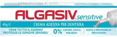 ALGASIV SENSITIVE CREMA ADESIVA PER DENTIERE PROMO - Farmacento