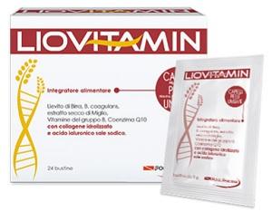 LIOVITAMIN 24 BUSTINE - Farmacento