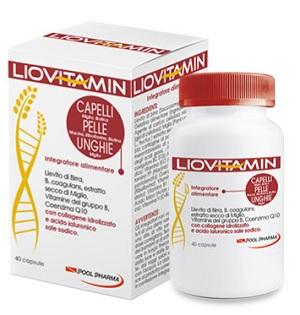 LIOVITAMIN 40 CAPSULE - Farmacento
